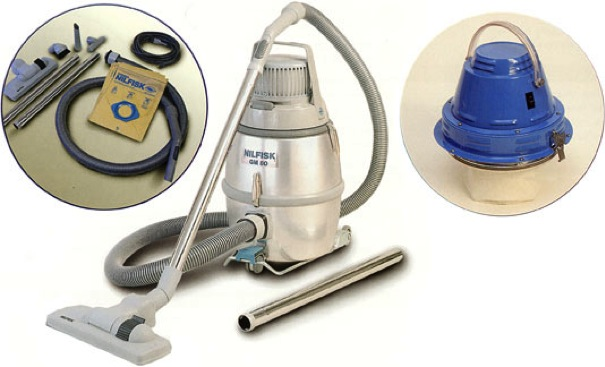 aspirateur industriel pour maintenance salle de serveurs